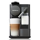 Machine Lattissima One de Nespresso-Noir