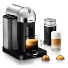 Machine à café Vertuo de Nespresso-Chrome