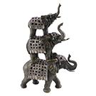 Elephants décoratif