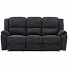 Sofa inclinable tissu contemporain