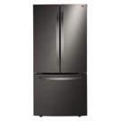 Réfrigérateur à double porte 25.1 pi.cu.