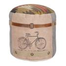 Repose-pied vélo