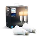 Ens.2 ampoules E26 Hue PHILIPS