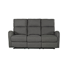 Sofa inclinable en tissu