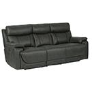 Sofa inclinable en tissu motorisé