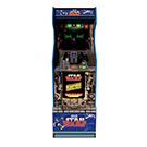 Machine d'arcade Star Wars sur podium