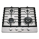 Plaque de cuisson 24 po 17000 BTU au gaz propane et gaz naturel