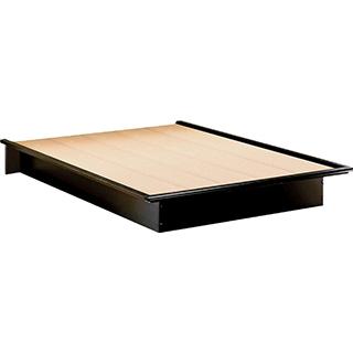Plateforme double 54 po chambre coucher tanguay for Meubles nouveau concept