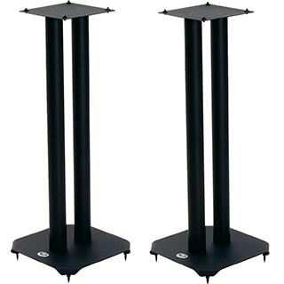 Ensemble de 2 supports de plancher pour haut-parleurs