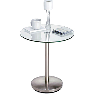 Table d'appoint style contemporain