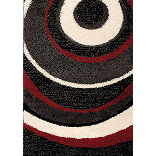 Carpette « Shaggy » (5.3x7.7pi)