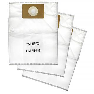 3 sacs filtre pour A10 et Kompact