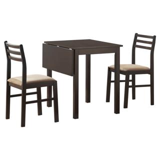 Table a panneau+2 chaises