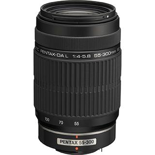 Objectif DA-L 55-300mm F4-5.8 ED