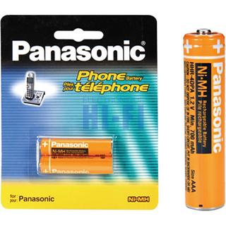Pile rechargeable AAA pour téléphone sans fil DECT6