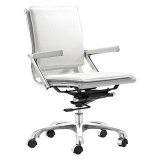 Chaise de bureau avec bras Lider Plus