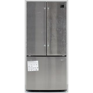 Réfrigérateur à double porte 21.6pi3