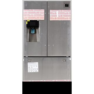 Réfrigérateur à double porte 25.6