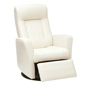Palliser fauteuil zona table de lit for Meuble cuir palliser