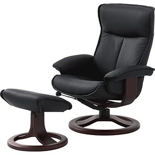 Fauteuil en cuir et similicuir meubles conforts tanguay for Meuble cuir palliser