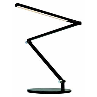 Lampe de bureau au DEL Z-bar mini - Noir