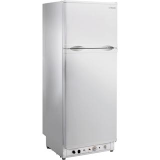 Réfrigérateur 9.7 pi.cu. au gaz pour chalet ou camping