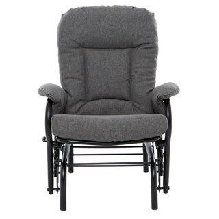 Chaise inclinable oscillante