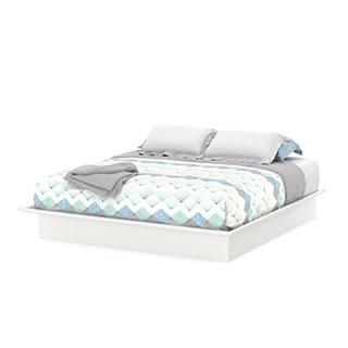 Plateforme très grand lit