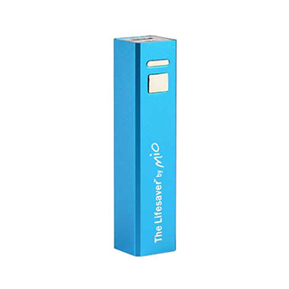 Bloc-batterie USB portatif 2600mAh