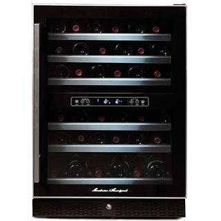 Cellier Mondovino 2 zones 48 bouteilles