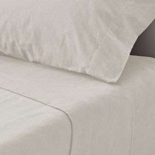 Ensemble de draps Flanelle grand lit