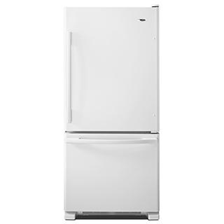 Réfrigérateur 18.5 congélateur en bas