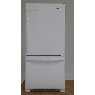 Réfrigérateur 18.5 pi.cu. congélateur en bas