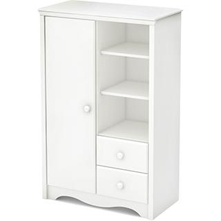 Cabinet de rangement avec 2 tiroirs