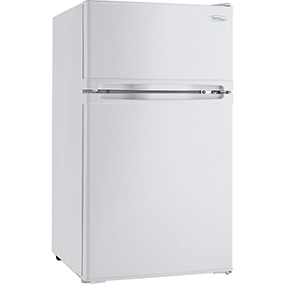 Réfrigérateur compact de 3.1 pi.cu. avec 2 portes