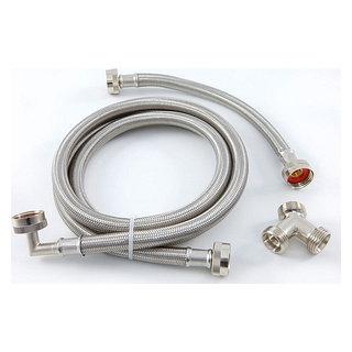 Trousse de tuyaux pour branchement de sécheuse vapeur