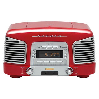Radio-réveil AM FM CD Bluetooth 20watts
