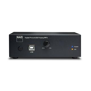 Pré-amplificateur digital Phono et USB