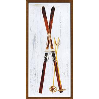 Cadre Ski Vintage II