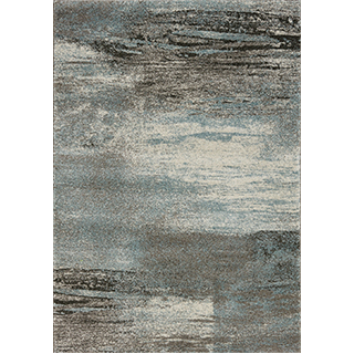 Carpette « Breeze » tissée à la machine (5.3 x 7.7 pi)