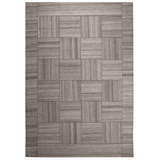 Carpette « Patchwork » tissée à la main (5.2 x 7.6 pi)