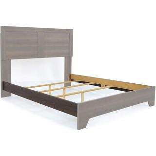 Mobilier de chambre coucher queen grand 2 places tanguay for Lit 54 pouces queen