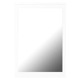 Miroir de commode - Blanc