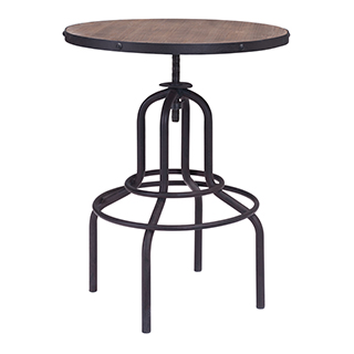 Table de bar collection Twin Peaks