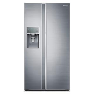 Réfrigérateur côte à côte de 21.5 pi.cu.