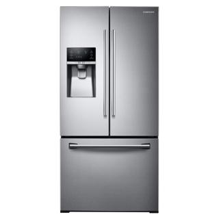 Réfrigérateur à double porte 25.5 pi3