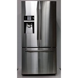 Réfrigérateur à double porte 25.5