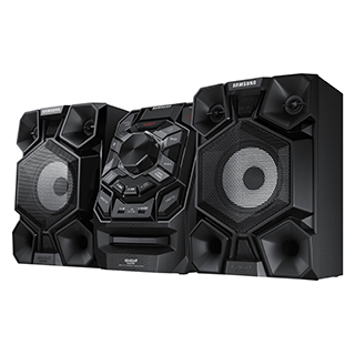 Boom Box 230watts avec CD FM Bluetooth et Karaoke
