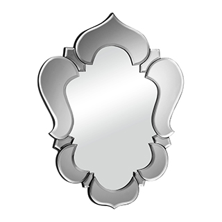 Miroir Vishnu gris