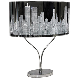 Lampe de table New York